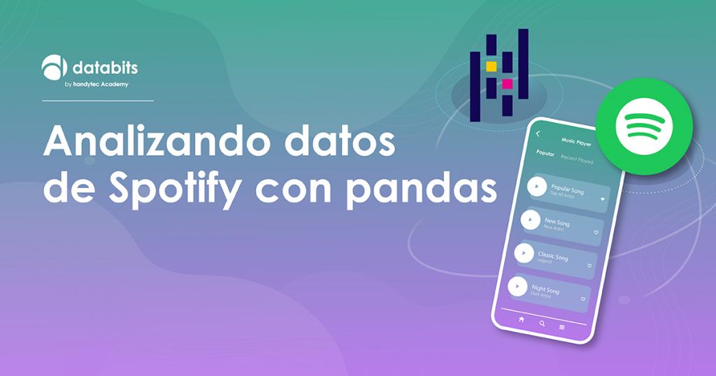 Analizando datos de Spotify